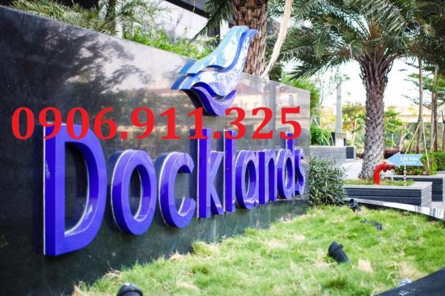 Khu căn hộ Dockland - Nguyễn Thị Thập - Quận 7 - Tp.HCM