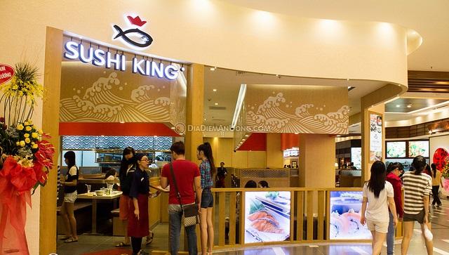 Nhà hàng Sushi King