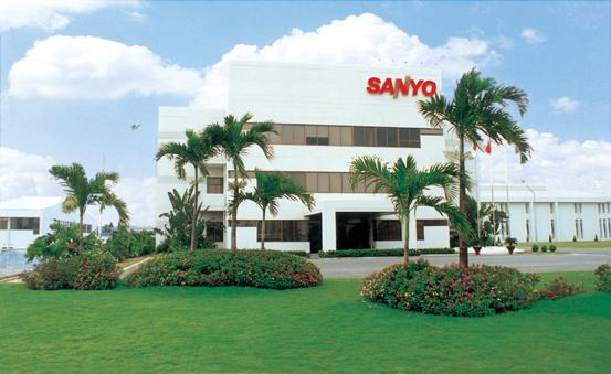 Nhà máy SANYO, Biên Hòa