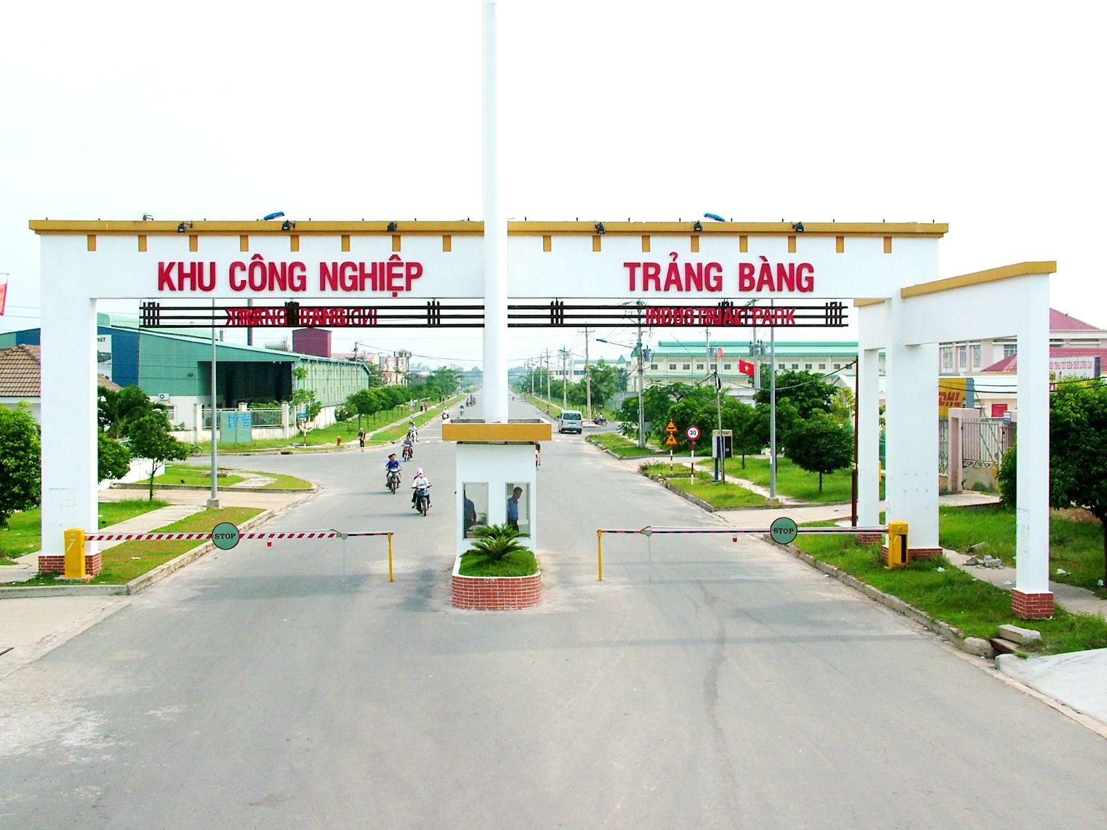 Khu công nghiệp Trảng Bàng