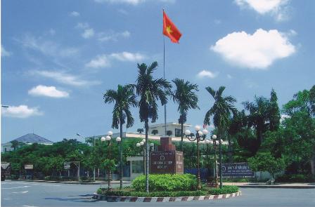 Khu công nghiệp Đồng An
