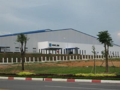 Nhà máy KINGJIM – Mỹ Phước – Bình Dương