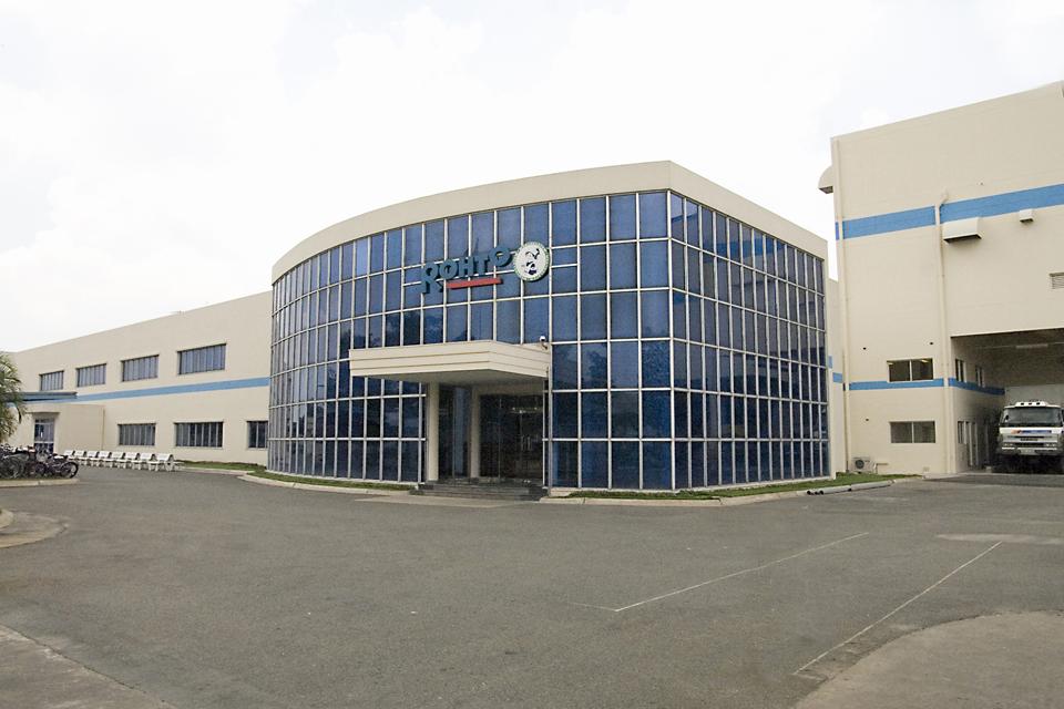 Nhà máy Rotoh, VSIP I, Bình Dương