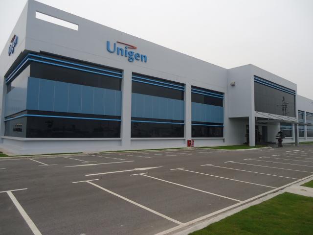 Nhà máy Unigen, VSIP I, Bình Dương