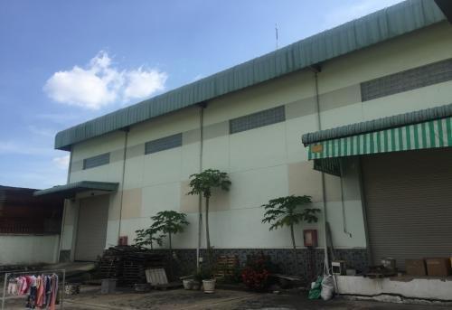 Cho thuê gấp nhà xưởng 6,500m2 trong khu đất 10,000m2 Xã An Điền, Bến Cát, Bình Dương