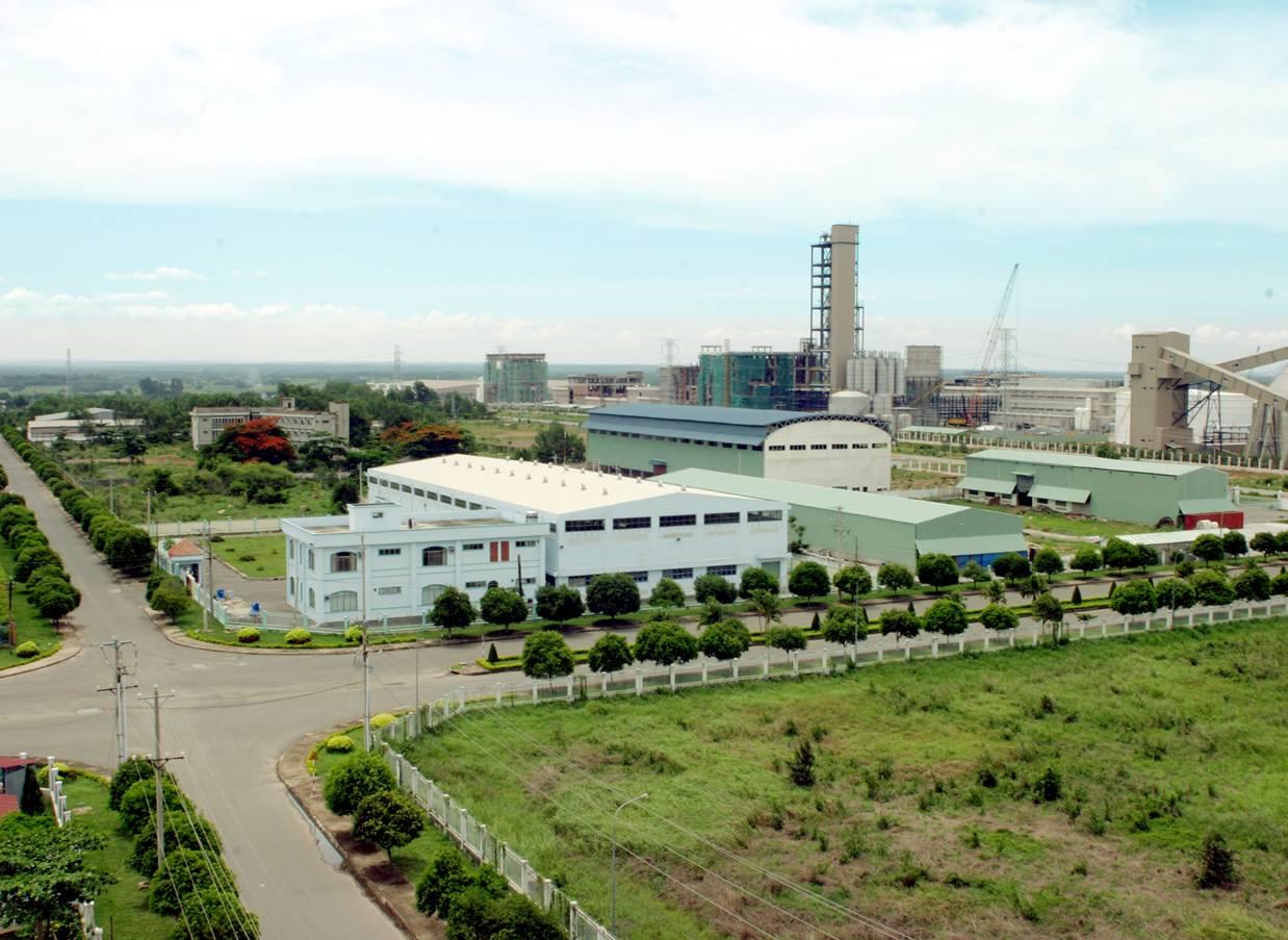 Khu công nghiệp Linh Trung I