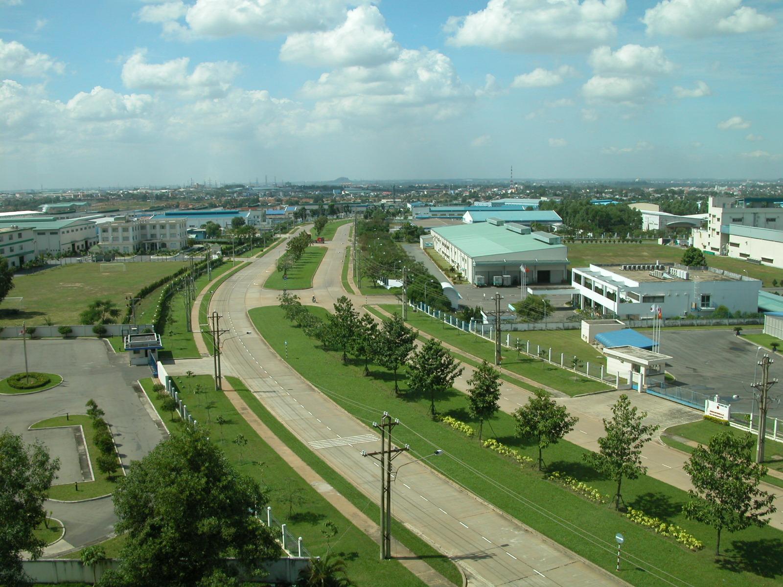 Khu công nghiệp Nhơn Trạch II - Lộc Khang