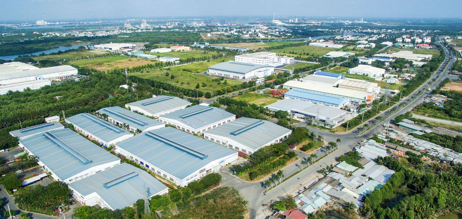 Khu công nghiệp Nhơn Trạch II