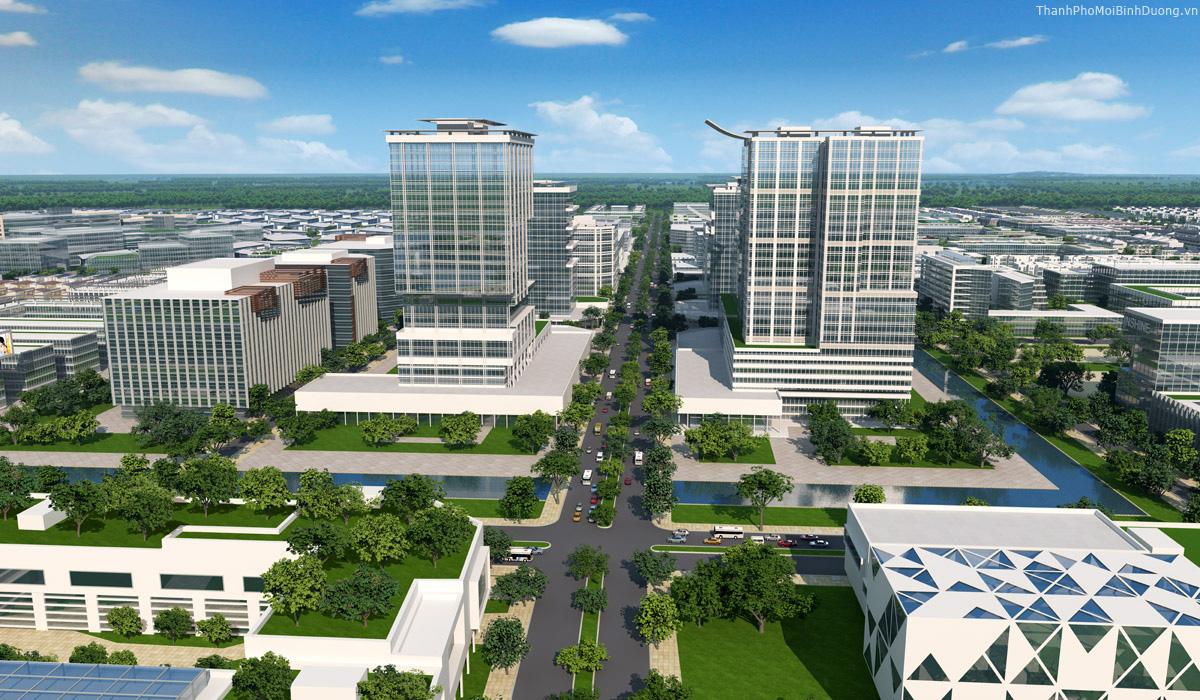 Khu công nghiệp Mapletree Business City @ Binh Duong