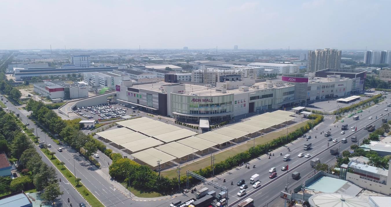 Khu công nghiệp Nhơn Trạch II - Nhơn Phú