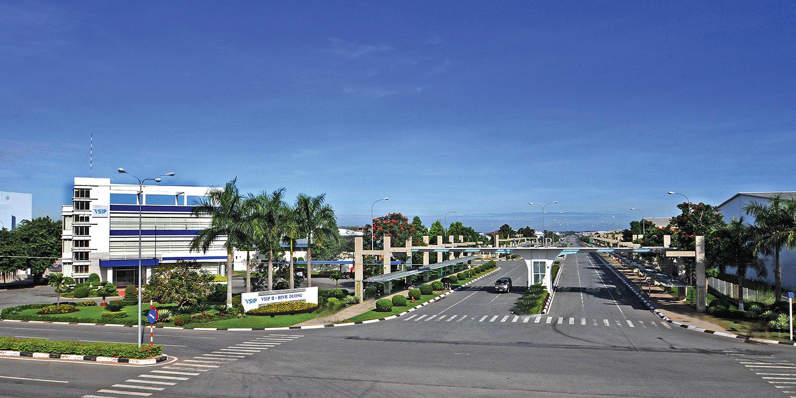 Khu công nghiệp Việt Nam - Singapore